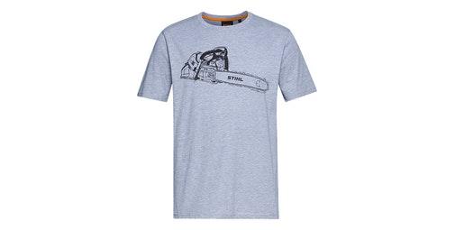 Camiseta MS 500i gris