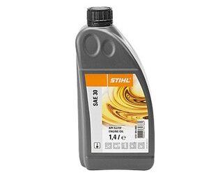 Aceite motor SAE 30