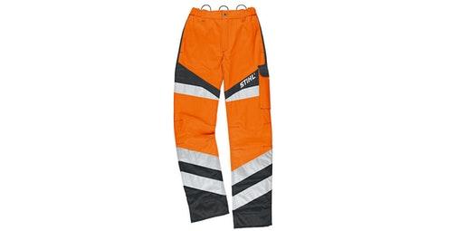 Pantalón para desbrozadora PROTECT FS REFLECTANTE