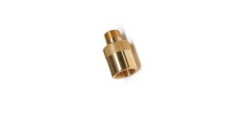 Adaptador de manguera de alta presión