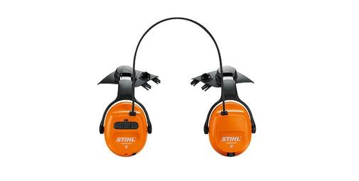 Juego de cascos protectores auditivos (BT)