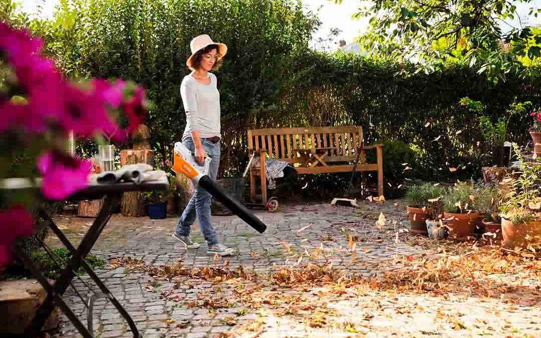 Mejores sopladores de hojas: gasolina vs eléctricos